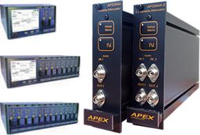 Atténuateurs optiques variables APEX