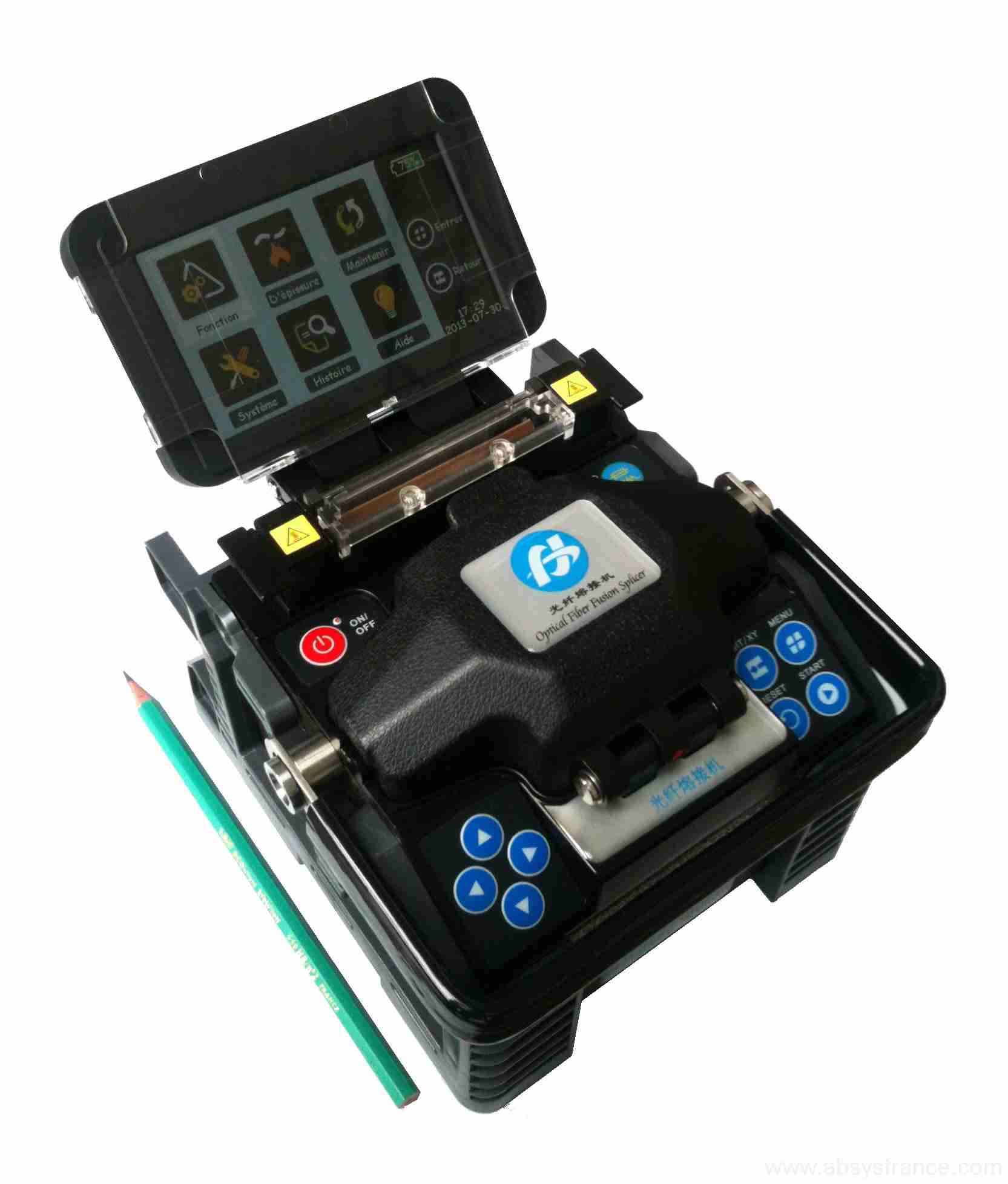 Mini size Optical Fiber Fusion Splicer